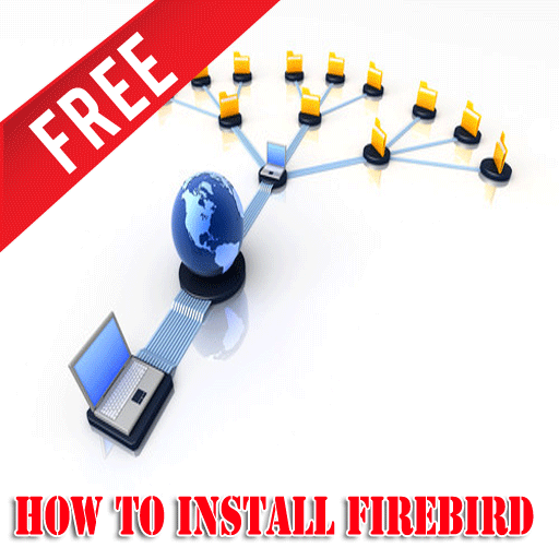 How to install Firebird server LOGO-APP點子