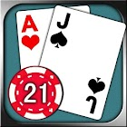 BlackJack - Daily 21 Points icon