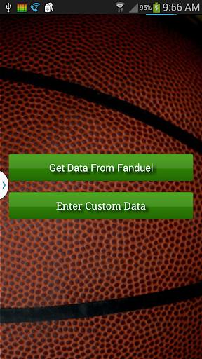 Lineup Optimizer FanDuel Free