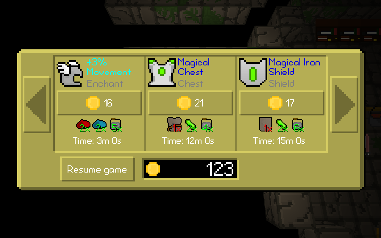 Dungeon Madness- screenshot