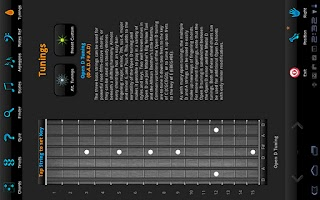 Screenshot of Guitarist's Reference HD
