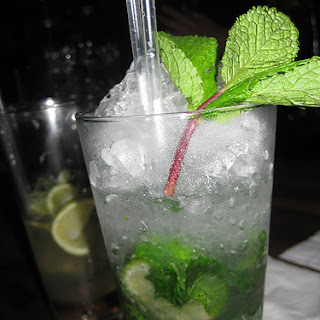 Bacardi Mojito Cocktail