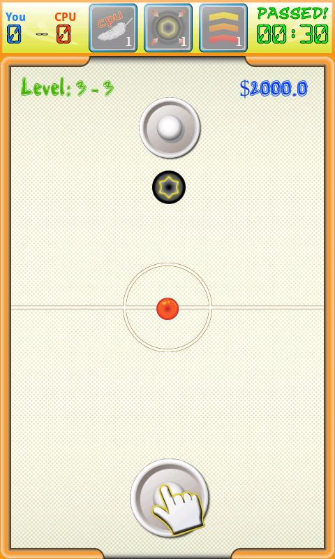 Air Hockey Challenge - screenshot