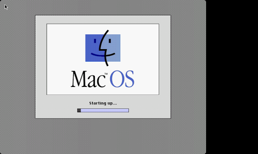 Mini vMac II - screenshot thumbnail