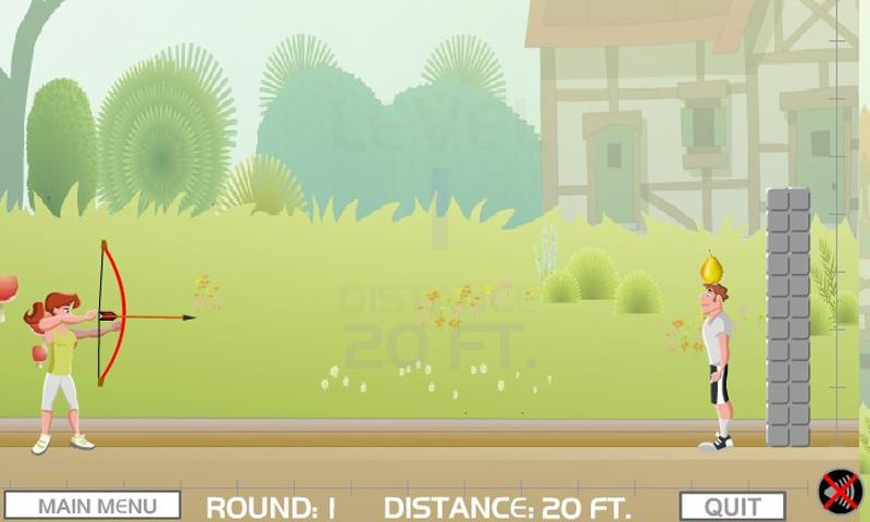 Fruit Archery - Apple Shooting - screenshot
