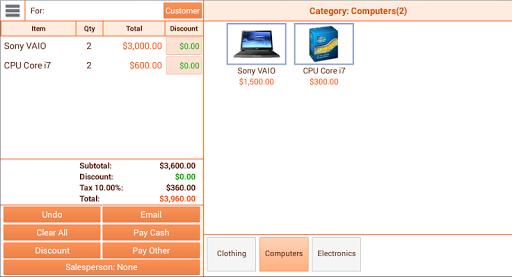 【免費商業App】Instant Cash Register-APP點子
