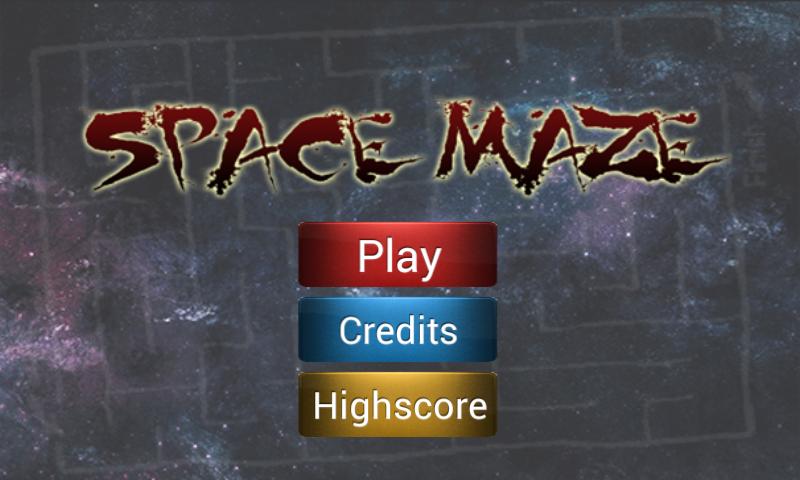 Διαστημολαβυρινθοι - screenshot