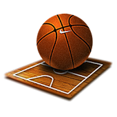 Super Hoops : basketball game