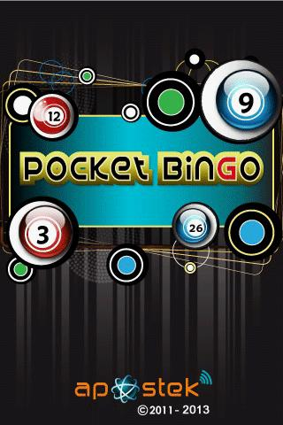 Pocket Bingo Free- screenshot