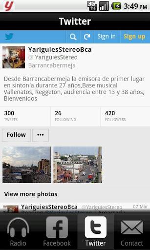 【免費音樂App】Yariguies Stereo-APP點子