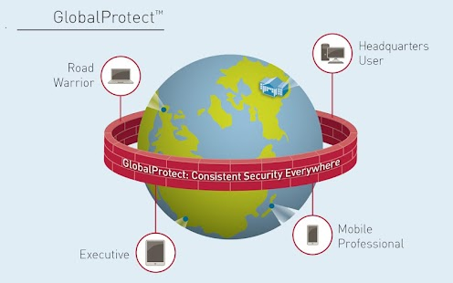 GlobalProtect- screenshot thumbnail