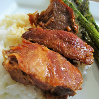 Slow Cooker Asian Ribs