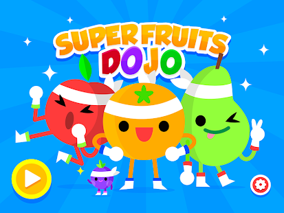 Super Fruits Dojo- screenshot thumbnail