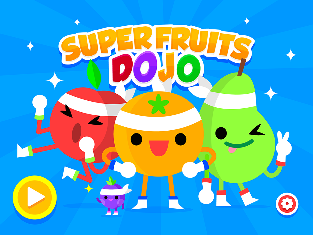 Super Fruits Dojo- screenshot