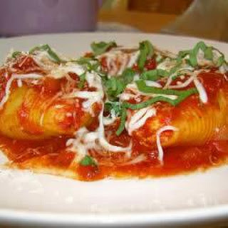 Ricotta Cheese Stuffed Shells