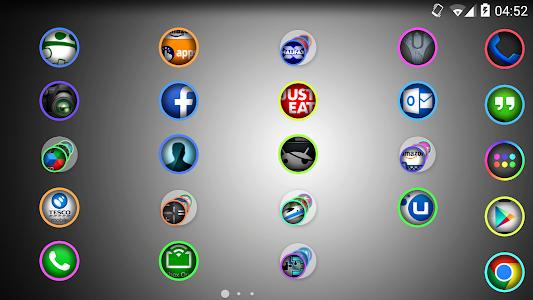Rings icon theme v1.1.0