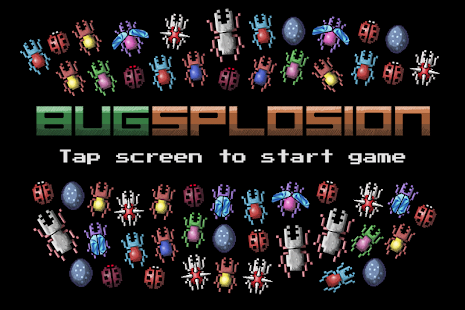 Bugsplosion- screenshot thumbnail