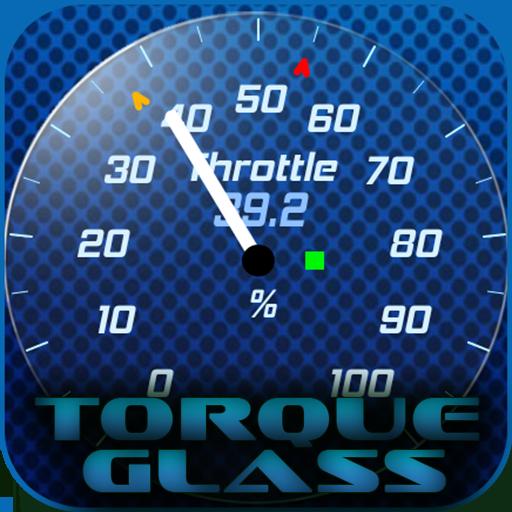 トルクテーマグラスOBD2 生產應用 App LOGO-APP試玩
