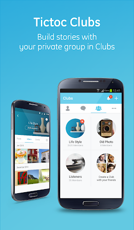 Tictoc - Free SMS & Text 4.0.16 screenshot 378801