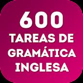 Inglés Gramática Prueba