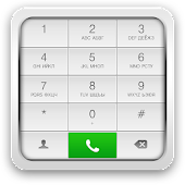 exDialer Lino Light theme