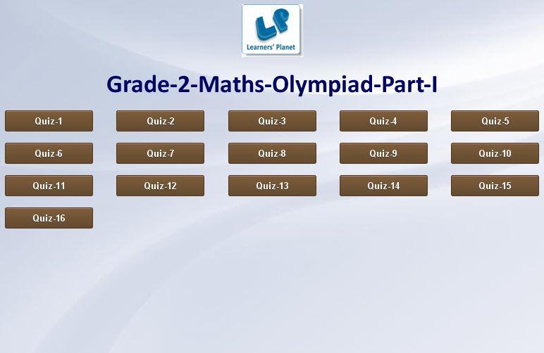 math facts worksheet