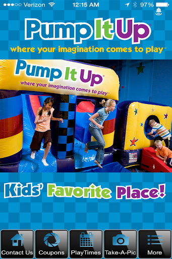 Pump It Up Marlton NJ