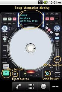 DJ Live Wallpaper- screenshot thumbnail