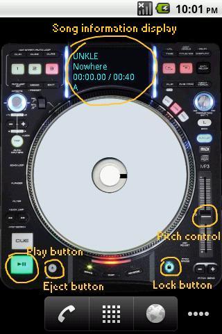 DJ Live Wallpaper- screenshot