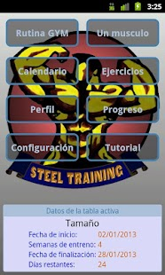 Steel Training- screenshot thumbnail