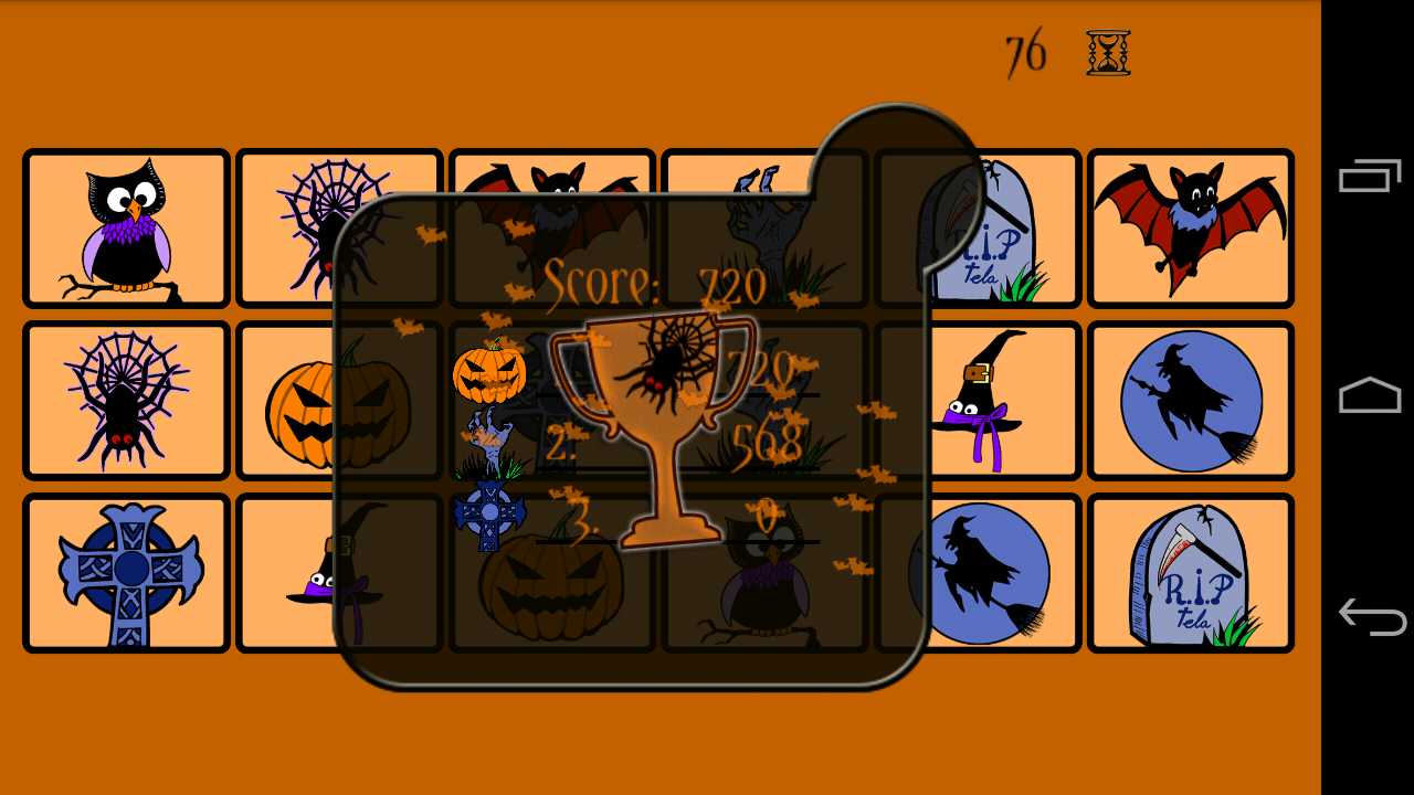 Match M for Halloween- screenshot