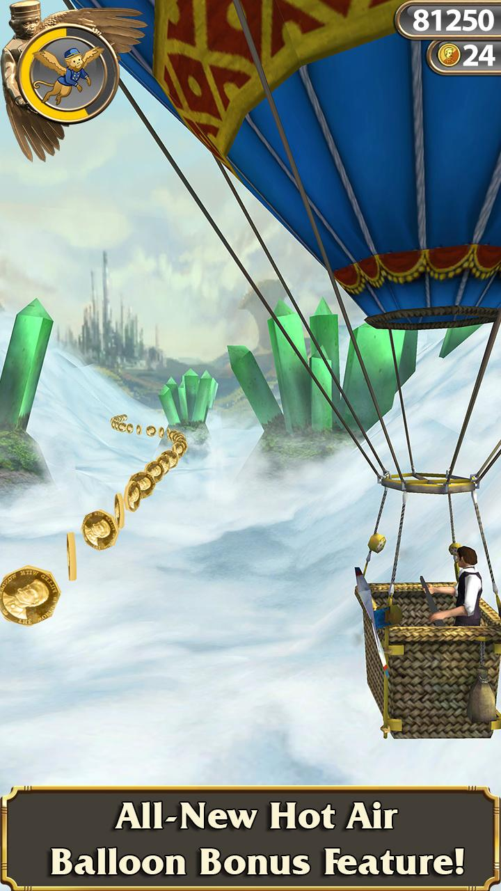 Temple Run: Oz screenshot #5