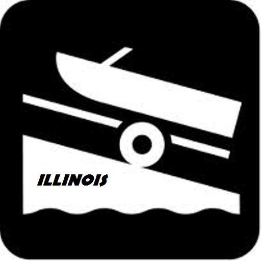 Illinois Boat ramps