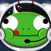 Space Frogs APK for Blackberry