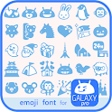 Emoji Emoticons For Galaxy Pro icon