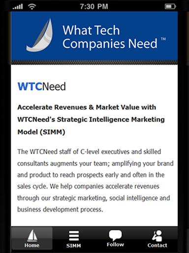 玩免費商業APP|下載WTCNeed app不用錢|硬是要APP