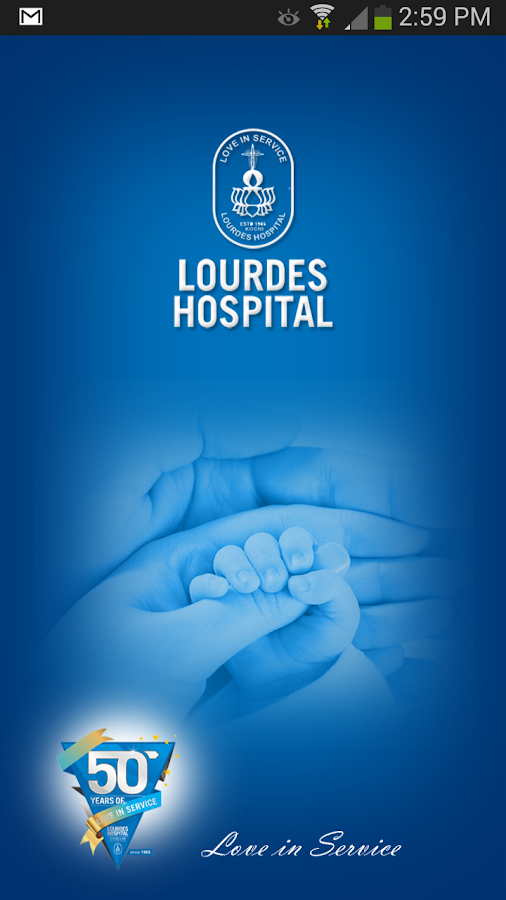 Lourdes Hospital- screenshot