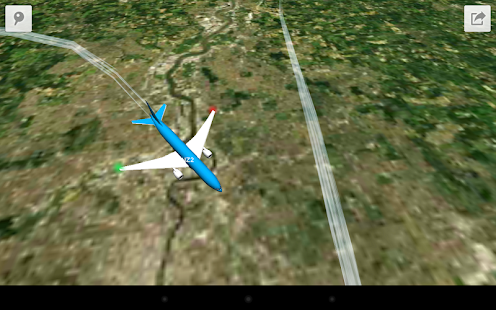 Plane Finder 3D- screenshot thumbnail