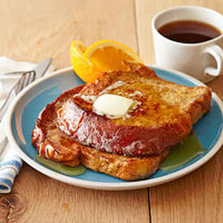 Spiced French Toast.