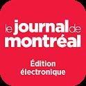 Journal de Montréal – éditionE logo