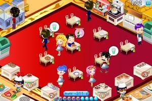 Screenshot of Buffet Tycoon
