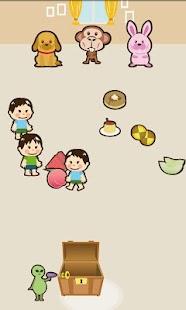 Sweets and hungry animals- screenshot thumbnail
