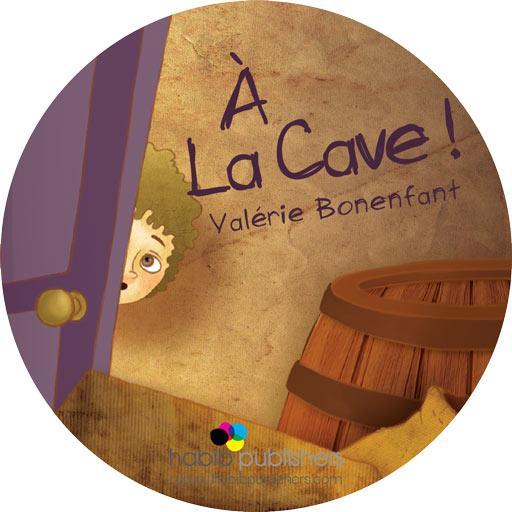À la cave ! – Habib 書籍 LOGO-玩APPs