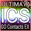 Rainbow ICS GO Contacts Themes icon