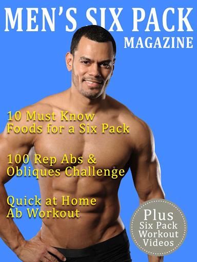 Men's Six Pack Magazine