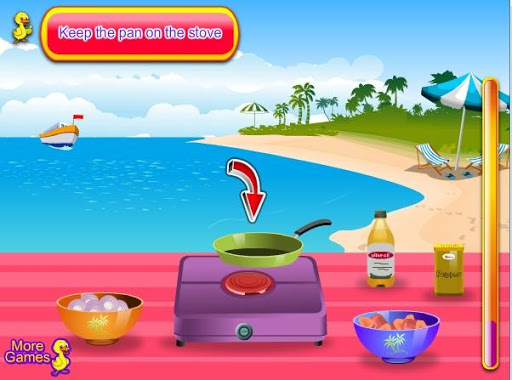 玩休閒App|烹饪美味的鸡肉免費|APP試玩