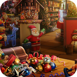Christmas Hidden Objects for PC and MAC