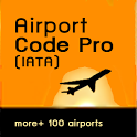 Airport Code Pro (IATA) icon