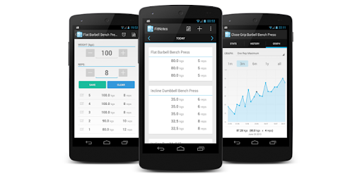 fitnotes gym workout log apps on google play