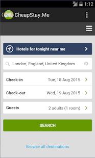 CSM: Cheap Hotel Bargains- screenshot thumbnail